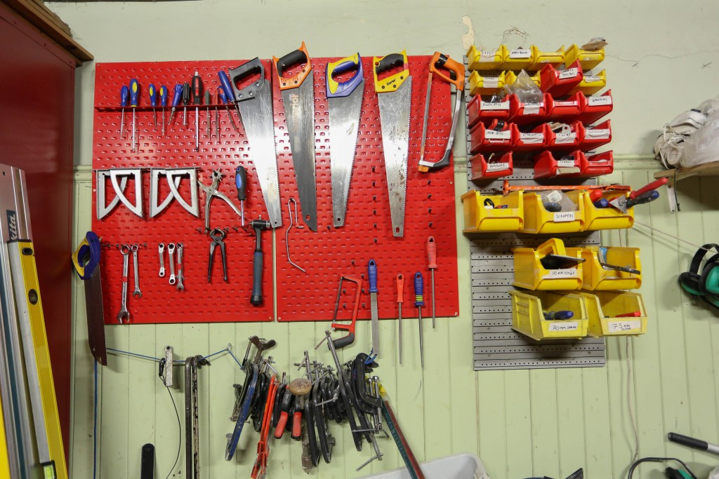 Tool Corner